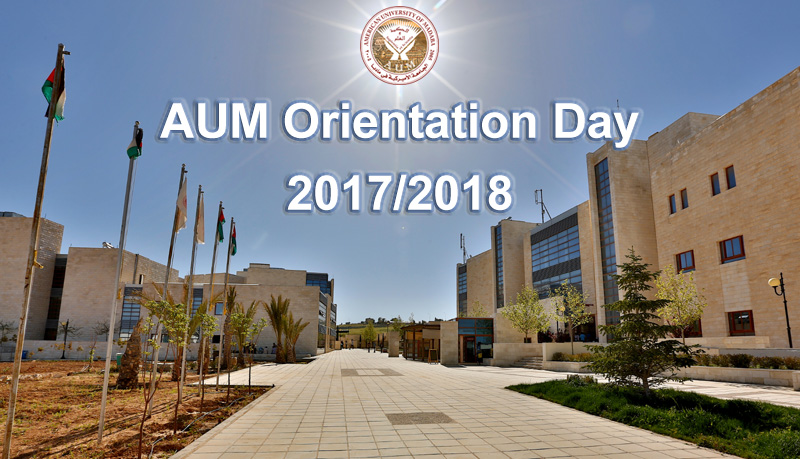 Orientation Day for New Students