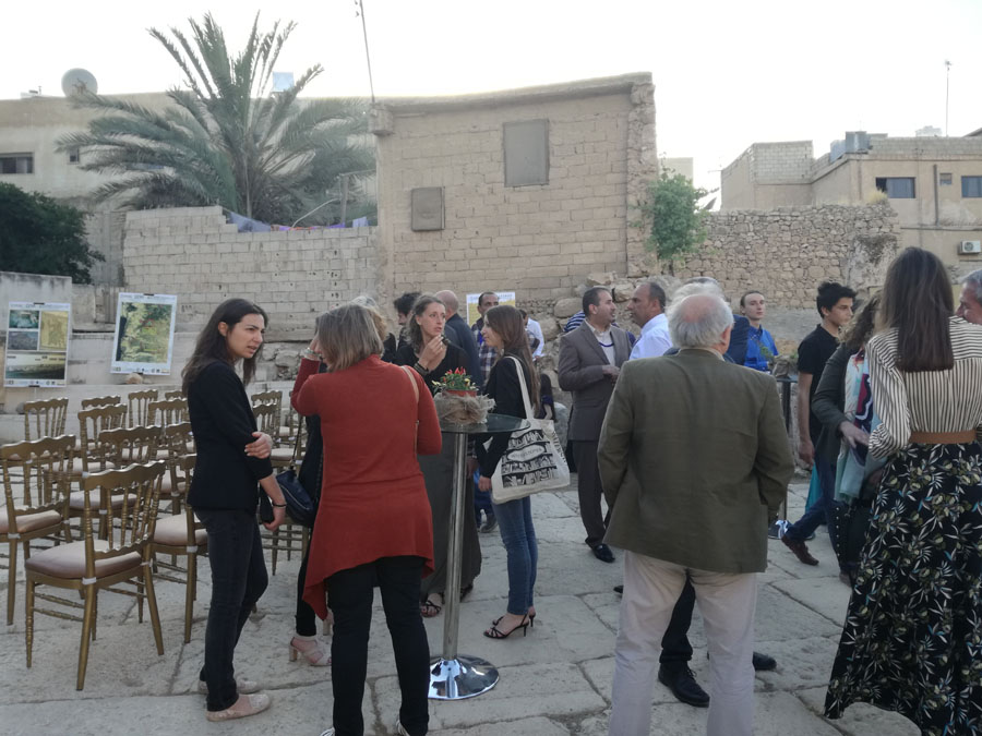 Faculty of Architecture and Design attends the official launch of Madaba Regional Archaeological Museum
