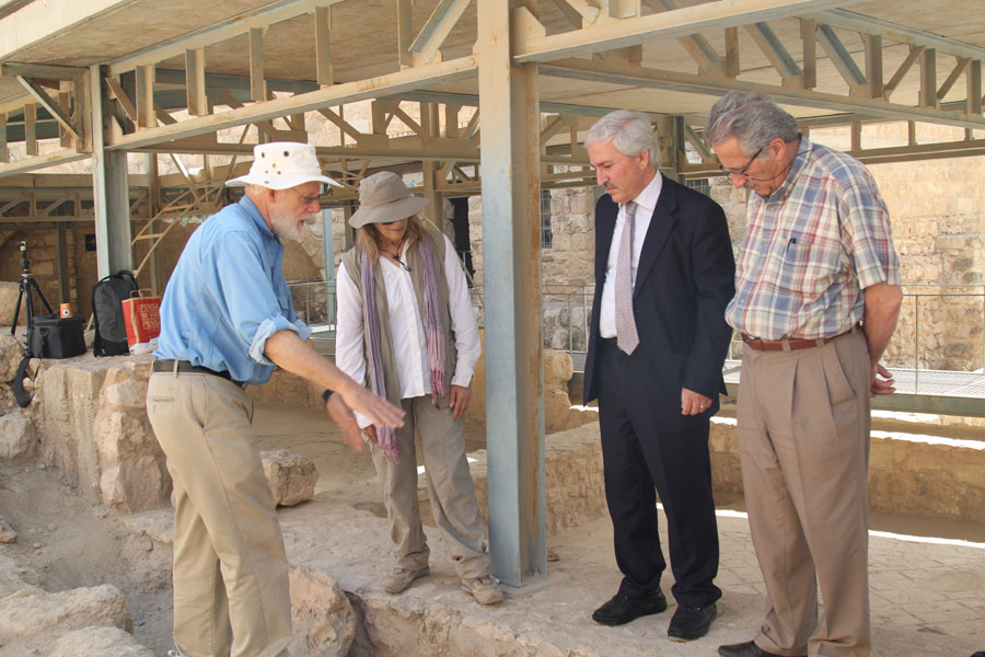 A Visit to Madaba Regional Archaeological Museum Project