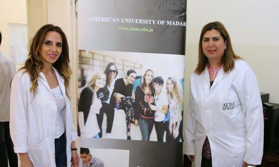 Participation of Department of Nutrition & Dietetics in Open Medical day