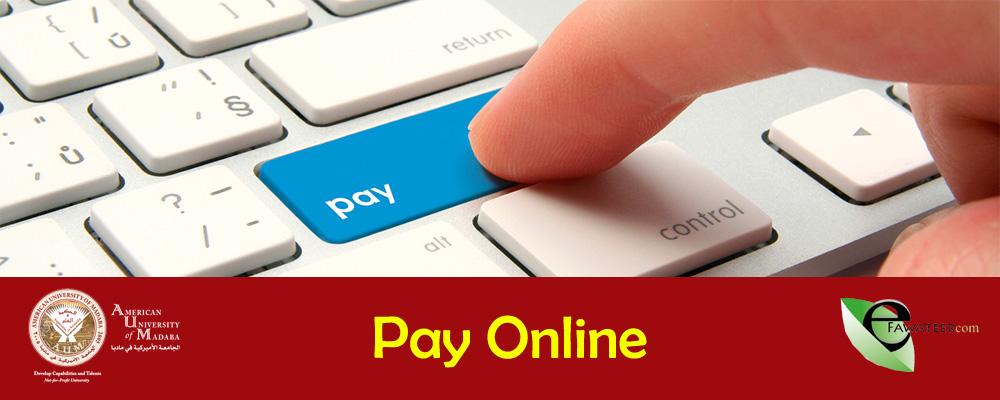 How to pay online!