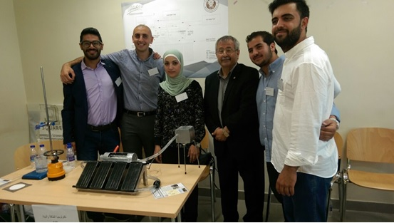 Undergraduate Funded Project by KAFD and KADDB