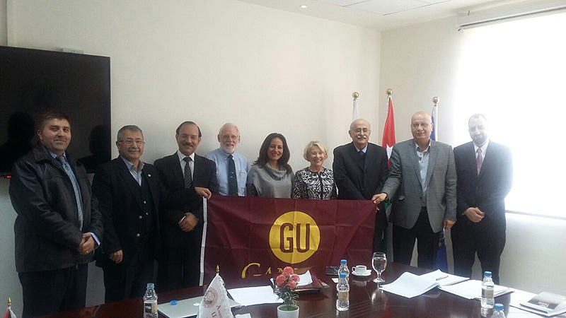 Promising Collaboration Opportunities between Gannon University and American University of Madaba