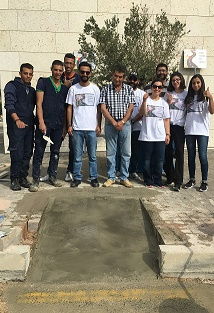 King's Academy and American University of Madaba (AUM) collaborate to enhance the quality of the built environment